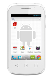 Smartphone Android by SFR STARTRAIL III