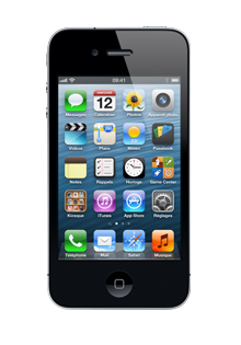 APPLE - iPhone 4S