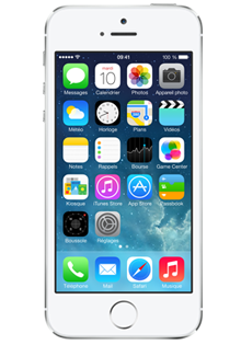 Apple iPhone 5s 32Go ARGENT