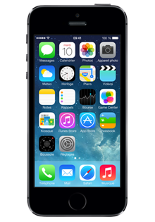 Apple iPhone 5s 32Go GRIS