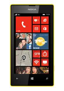 NOKIA Lumia 520 Reconditionné