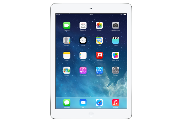 Apple - iPad Air 16Go ARGENT