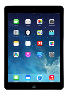 Apple iPad Air 32Go GRIS