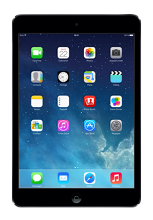 iPad mini Retina 32Go GRIS