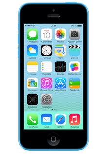 Apple iPhone 5C 16Go BLEU Reconditionné