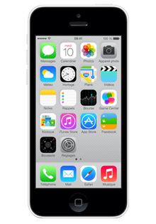 Apple iPhone 5c 8Go BLANC