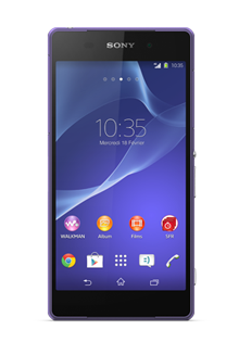 SONY Xperia Z2 Purple
