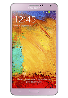 SAMSUNG Galaxy Note 3 Reconditionné