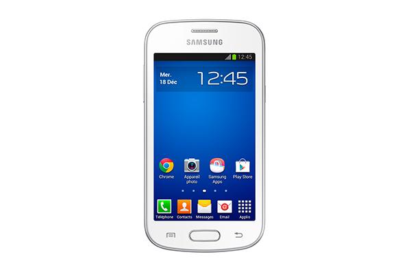 Samsung galaxy trend lite 4go noir - Portable samsung galaxy trend lite blanc ...