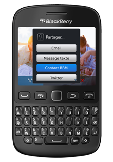 BlackBerry 9720 Reconditionné