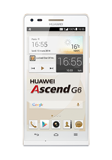 HUAWEI Ascend G6 4G Reconditionné
