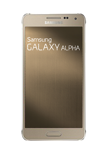 SAMSUNG Samsung Galaxy Alpha Reconditionné