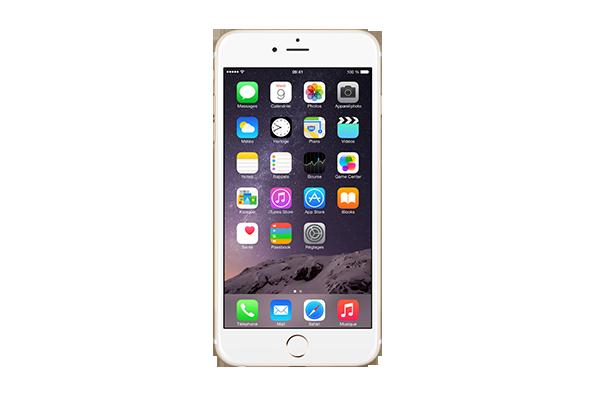 apple iphone 6 plus reconditionn 128go or sfr. Black Bedroom Furniture Sets. Home Design Ideas