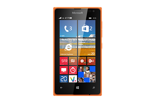 how to open the lumia 435