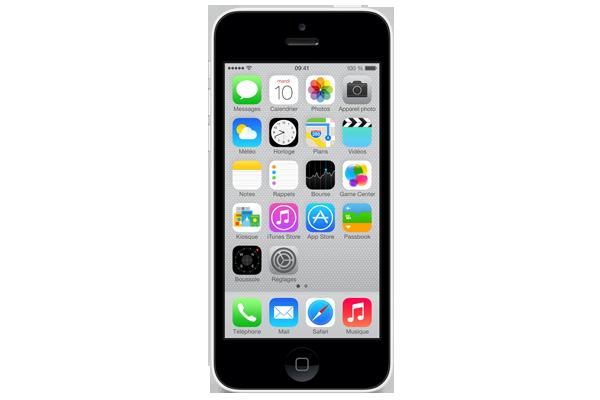 apple iphone 5c occasion sfr. Black Bedroom Furniture Sets. Home Design Ideas