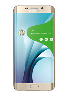 SAMSUNG Galaxy S6 edge+ Reconditionné