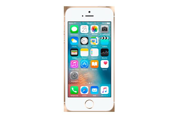 apple iphone se 16go argent. Black Bedroom Furniture Sets. Home Design Ideas