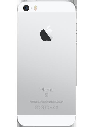 apple iphone se 64go argent sfr. Black Bedroom Furniture Sets. Home Design Ideas