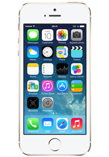iPhone 5s 16Go OR