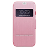 SFR-Etui folio Moshi Sense Cover rose pour iPhone 7 / 8