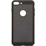 Coque perforee noire pour iPhone 8 Plus / 7 Plus