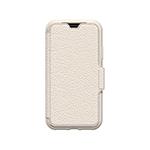 SFR-Etui folio Otterbox Strada beige pour iPhone X / XS