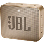 Enceinte Bluetooth JBL GO 2 Champagne
