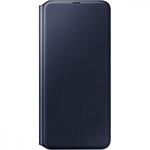 SFR-Flip wallet noir d'origine pour Samsung Galaxy A70