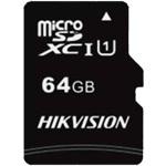 Carte memoire micro SD Hik Vision 64 Go + adaptateur