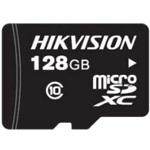 Carte memoire micro SD Hik Vision 128 Go + adaptateur