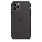 SFR-Coque Apple silicone pour iPhone 11 Pro - Noir
