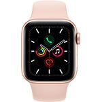 SFR-Apple Watch Series 5 4G 40 mm aluminium or avec Bracelet Sport Rose des sables