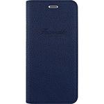 SFR-Etui Façonnable French Riviera bleu marine pour iPhone 6S / 7 / 8