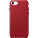 SFR-Coque Apple cuir pour iPhone SE (2ème gen) - Product Red