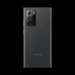 SFR-Etui Clear view noir pour Samsung Note20 Ultra