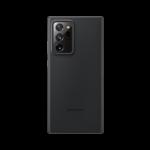 SFR-Coque en cuir noir pour Samsung Galaxy Note20 Ultra