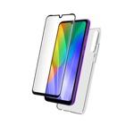 SFR-Pack Coque + Verre Trempé pour Huawei Y6P
