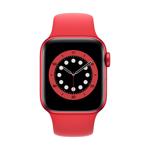 Apple Watch Couleur Rouge