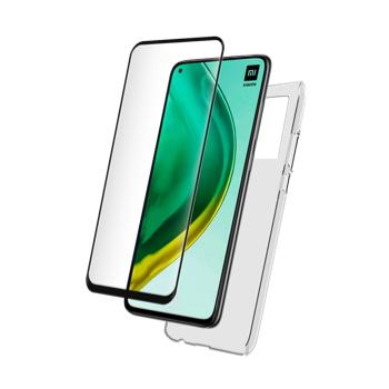 SFR-Pack coque + protège écran pour Xiaomi Mi 10 T / Mi 10 T Pro