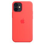 SFR-Coque Silicone iPhone 12 Mini MS rose