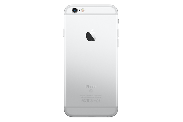 apple iphone 6s reconditionn 64go argent sfr. Black Bedroom Furniture Sets. Home Design Ideas