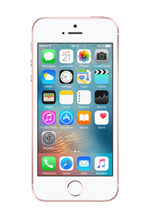 iPhone SE 64Go Rose