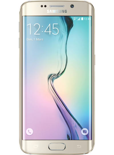 Galaxy S6 edge 32Go Doré