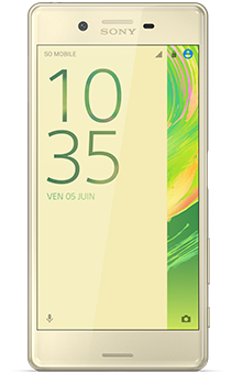 Sony Xperia X Reconditionné