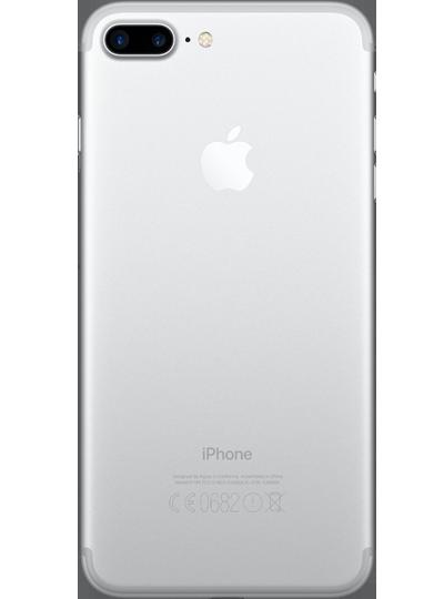 apple iphone 7 plus 32go argent sfr