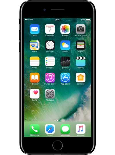 apple iphone 7 plus 128go smartphone premium red by sfr