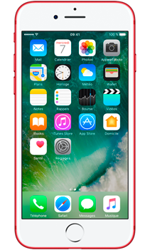 iPhone 7 128Go Rouge