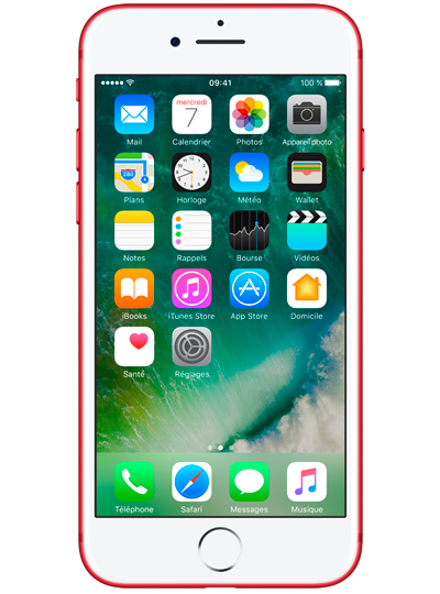 Iphone X Red Sfr