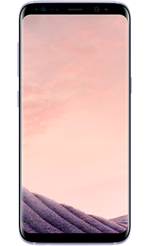 Galaxy S8 orchidée