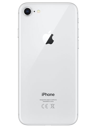 APPLE iPhone 8 Plus argent